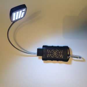 MSC usb led and power bank