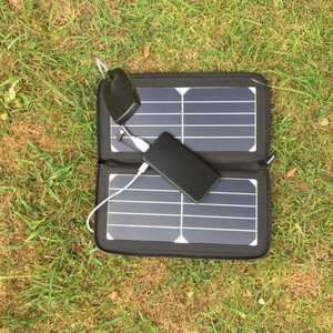 MSC W/E Package with 10W Folding Solar Panel