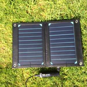 MSC Waterproof solar phone charger