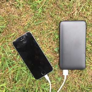Optional 10,000mAh Slim charging iPhone