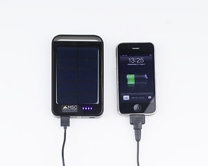 Portable Chargers with Solar