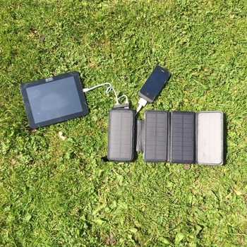 MSC 6W 20000mAh Premier Waterproof Solar Charger