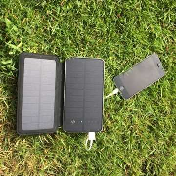 MSC Travel 3W 10000mAh Solar Charger
