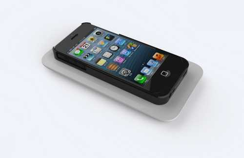 iPhone 5 Wireless charging