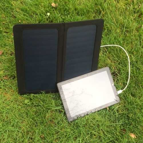 MSC 13w Solar charger & Tablet