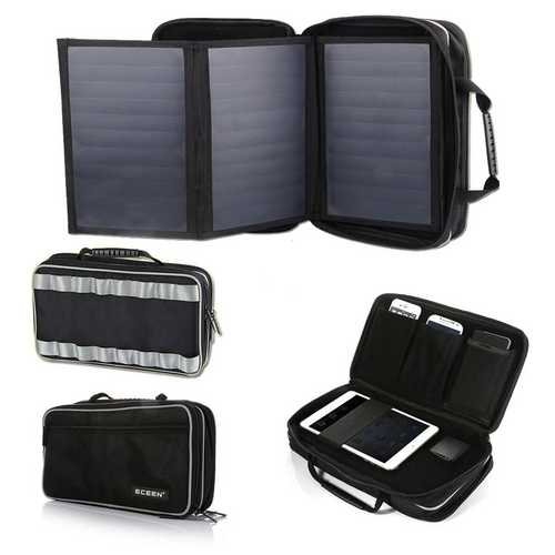 MSC 20W Sun Power Solar Charger