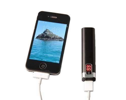 MSC power stick charging iPhone 4s