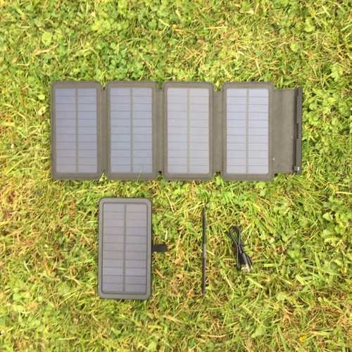 MSC Travel + Solar Charger