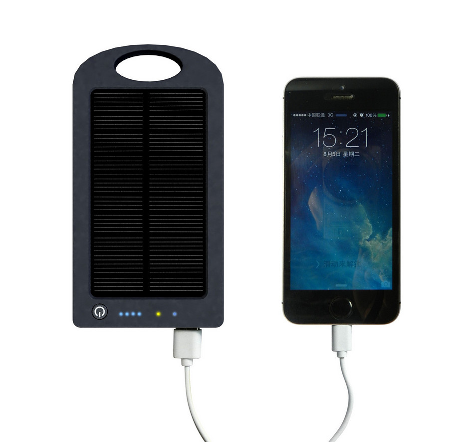 Weekend Solar Charger 8000mah 4 Phone Charges Buy