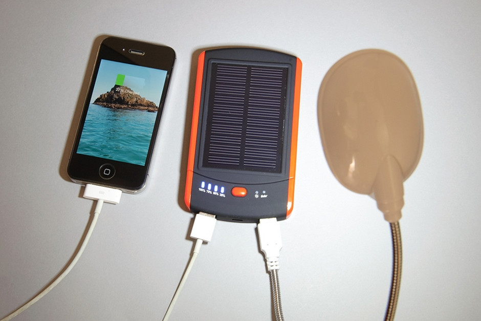 Msc Travel Solar Charger Review