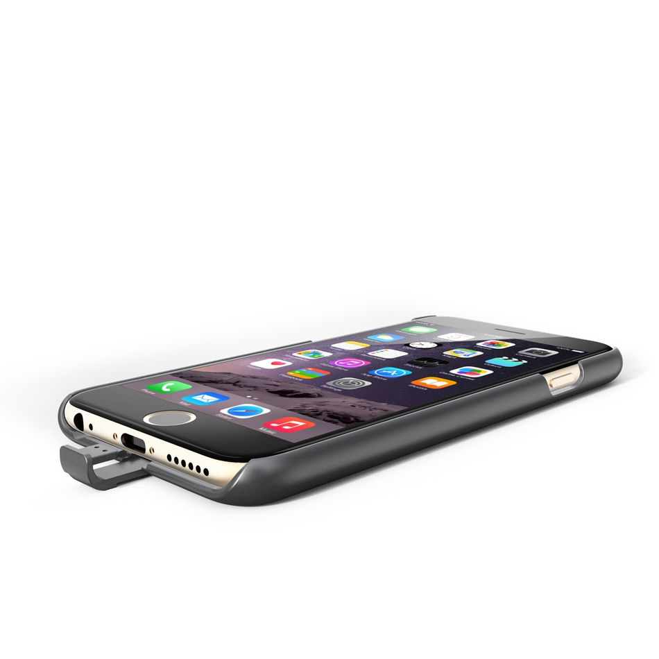 iphone qi wireless charging receivers cases. Black Bedroom Furniture Sets. Home Design Ideas