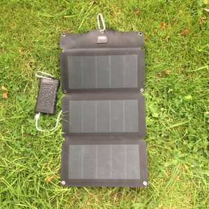 Aqua Trek 10Ah QC & 10W Expedition Solar