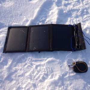 MSC 12w Solar panel & Aqua Trek, Arctic