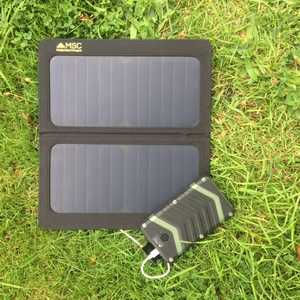 MSC 13W SunPower Solar & MSC Aqua Trek 18,000mAh