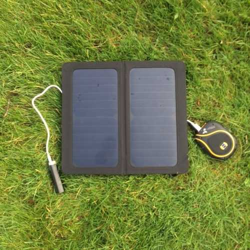 MSC Power Stick & 13W Solar