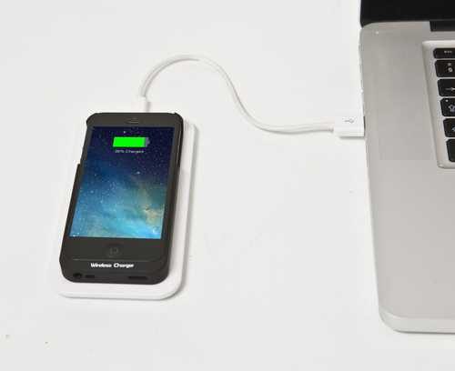 MSC QI wireless charging and iPhone 4s