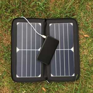 MSC Slim 10000MAh & 10W  Solar Panel