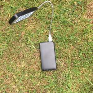 MSC Slim 10Ah Power Bank & LED Light